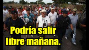 Hipólito Mora podría salir libre mañana: Abogado.
