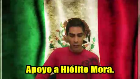 Solicitan apoyo URGENTE para Hipólito Mora.