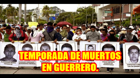 En Chilpancingo e Iguala, todos pagan cuota al 'crimen organizado'.