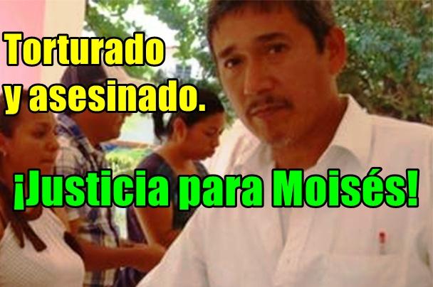 Lo torturaron y lo asesinaron. Encuentran el cuerpo de Moisés Sánchez.