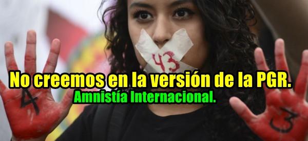 No soy responsable de lo que pasó a los estudiantes: Director de Ayotzinapa.