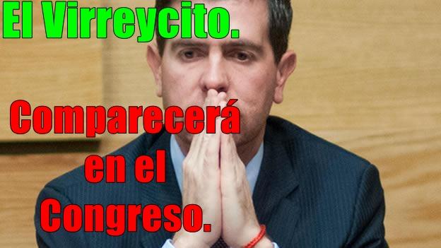 Por fin llaman a Alfredo Castillo a comparecer en el Congreso. #FueraCastilloDeMichoacán.