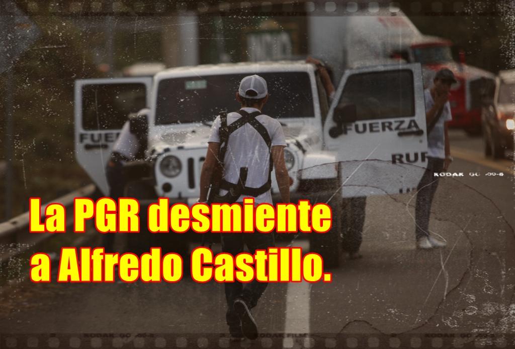 Los propios datos oficiales desmienten a Alfredo Castillo. La violencia en Michoacán aumenta.