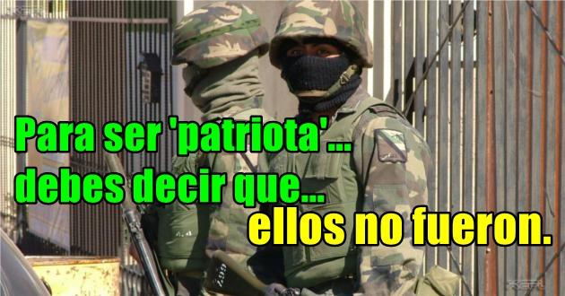 Grupos armados amenazan a pre candidatos del PAN en Morelos. ¡Vivan las narcoelecciones!