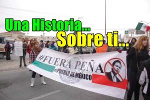 Esta es una historia sobre ti. Desde Ciudad Juárez.