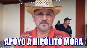 Apoyo a Hipólito Mora y Autodefensas Legítimas presos