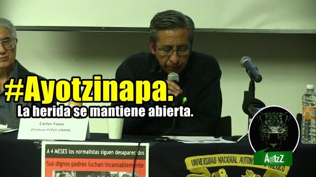 Ayotzinapa: