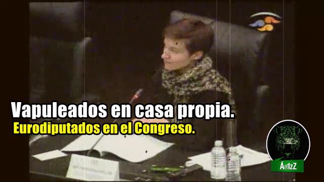 Vapuleado quedó el Congreso, ante los Eurodiputados de la Comisión Mixta México-UE.