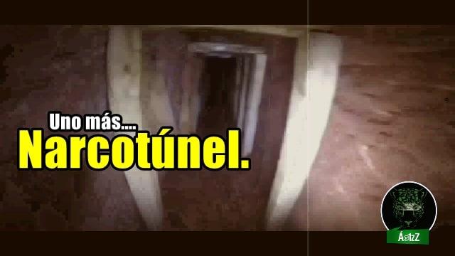 Nuevo narcotúnel entre México y EEUU. ¡Hasta ascensor tenía!
