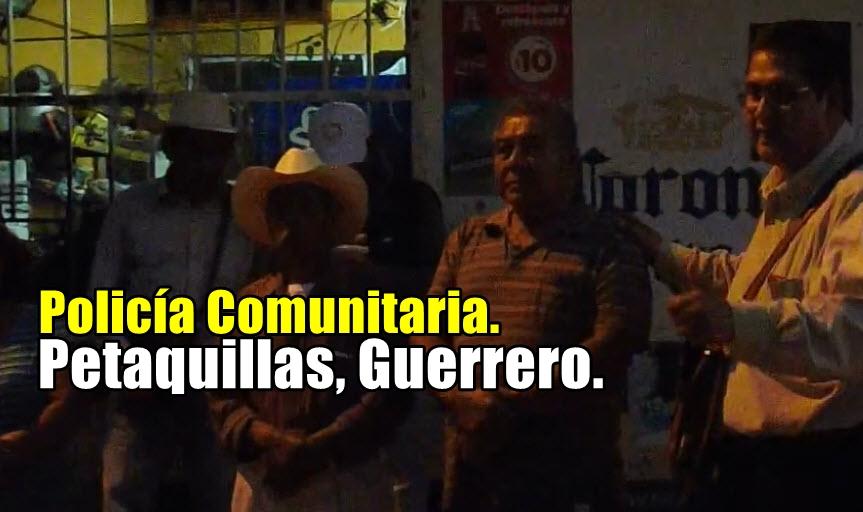 ¡Hasta donde tope! Petaquillas, Guerrero.