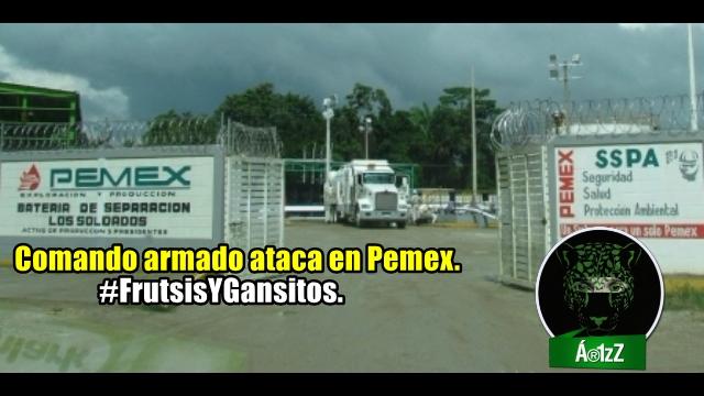 Enfrentamiento entre Policía Federal y los Zetas en Nuevo Laredo. Dos policías heridos.