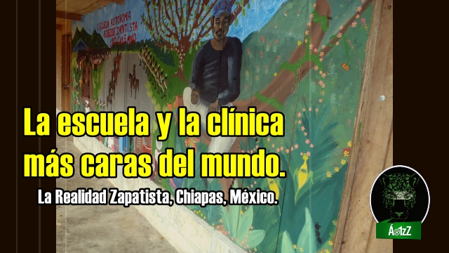 Gracias III. Comunicado del EZLN.