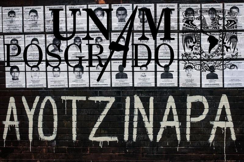 La UNAM llama a reactivar la lucha. Hace casi seis meses estábamos en otro México.