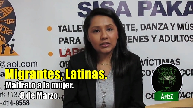 Si eres latina, migrante en EEUU, esta información te interesa.