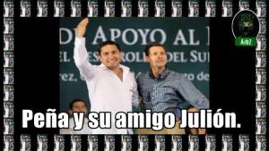 A seis meses de Iguala, el régimen de EPN se desmorona.