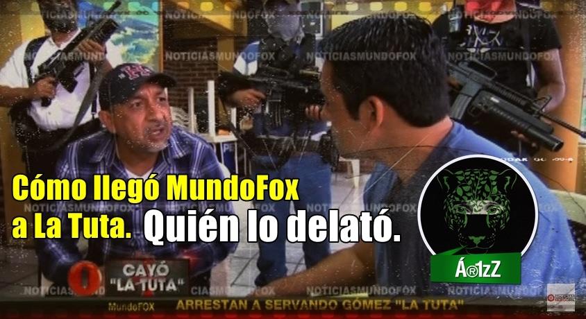 Así llegó MundoFox a La Tuta.