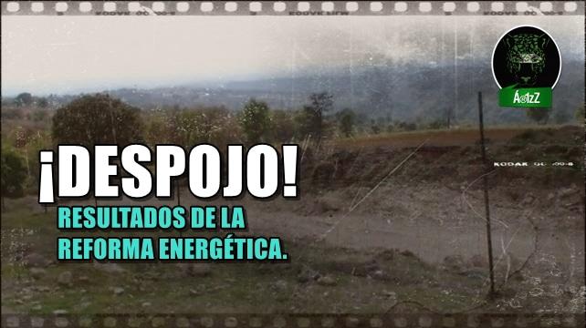 #AlertaCahuacán, el ejido más grande en despojo.