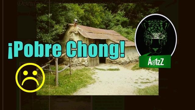 En su declaración patrimonial, Osorio Chong reporta que vive en un jacal. Es pobre.