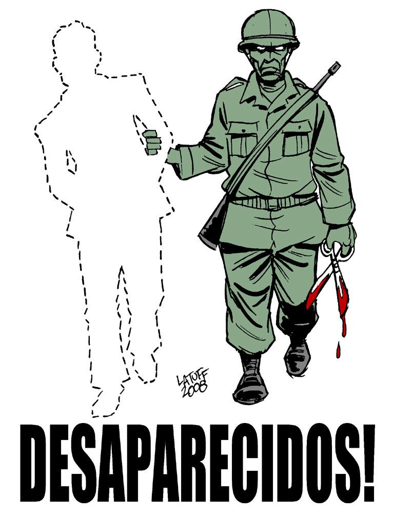 Desaparición forzada y neoliberalismo. Testimonios y análisis (Gira Nacional)