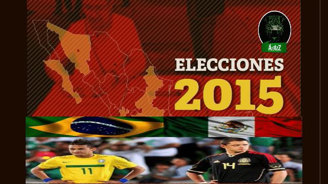 El próximo 7 de Junio, México decide: Voto o