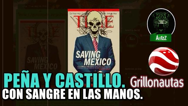 Castillo y Peña Nieto son responsables de la masacre en Apatzingán.