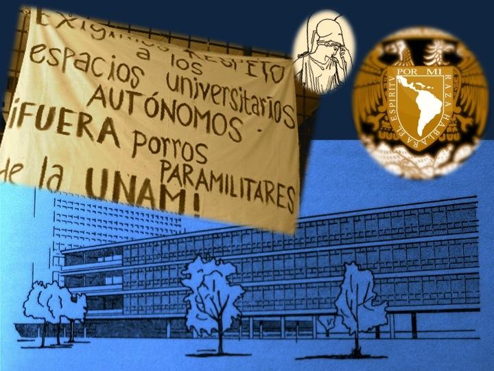 ¿Paramilitares en la UNAM? Por la memoria histórica de Carlos Sinuhé Cuevas Mejía