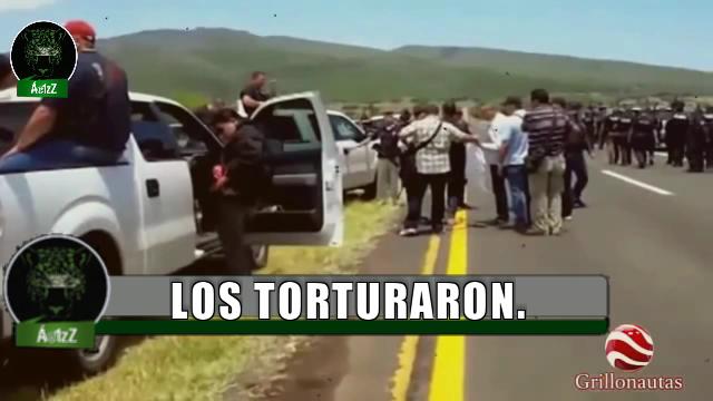#Tanhuato: una masacre más. Los torturaron y ejecutaron.
