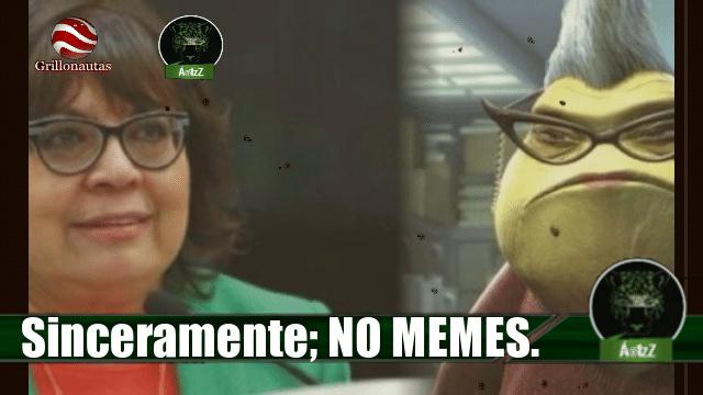Ley Anti Memes. ¡Que no