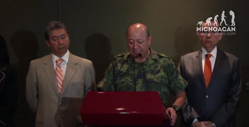 Comuneros de Ostula, Michocán, dan testimonio sobre agresión de fuerzas federales.