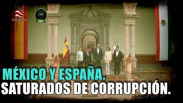 La crónica del miedo. México y España.