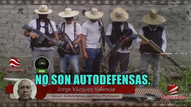 #Michoacán. Identifican a Los Blancos de Troya. Son gente de Los Viagras.