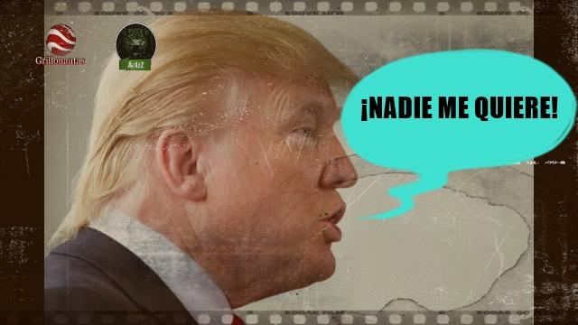 El caso Donald Trump y su temenda bocota.