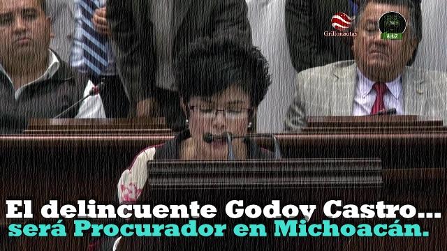 Inicia el sexenio de terror en Michoacán con gente armada en el Congreso: Talía Vázquez.