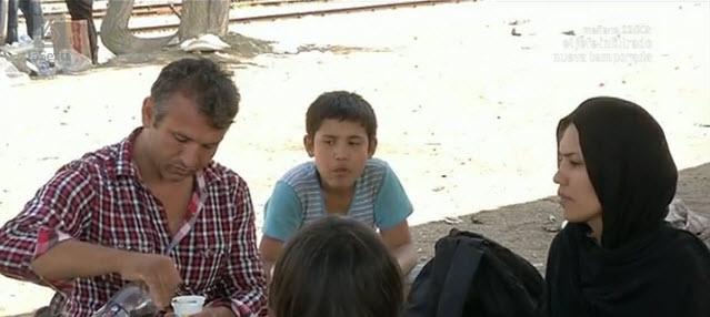 Damani, refugiada siria: