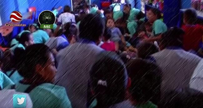 Simulacros ante balaceras en Guarderías de Tamaulipas.