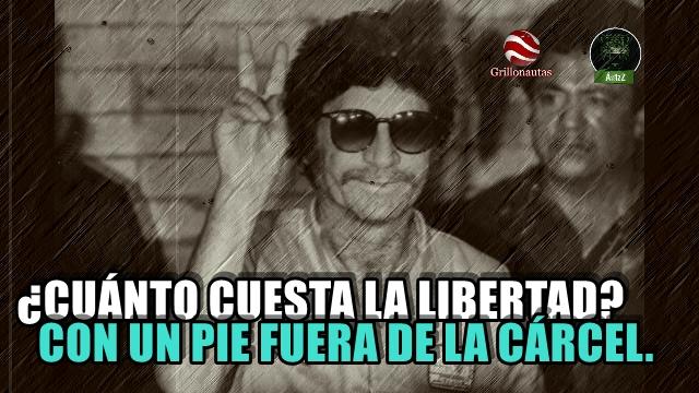 Ernesto Fonseca Carrillo, 'Don Neto', con un pie fuera de la cárcel.