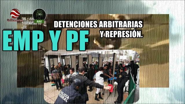 Que dice la CDHDF que sí hubo abusos del Estado Mayor Presidencial y PF en El Grito.