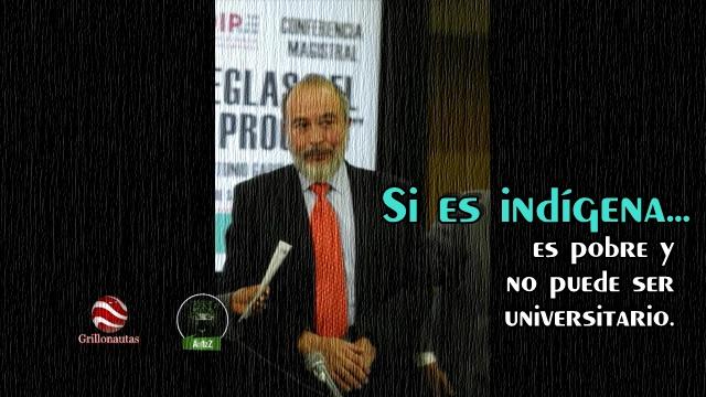 Para Magistrado del PJF un indígena no puede ser universitario y debe ser pobre. COMUNICADO DE SAN PEDRO XOCHITEPEC.