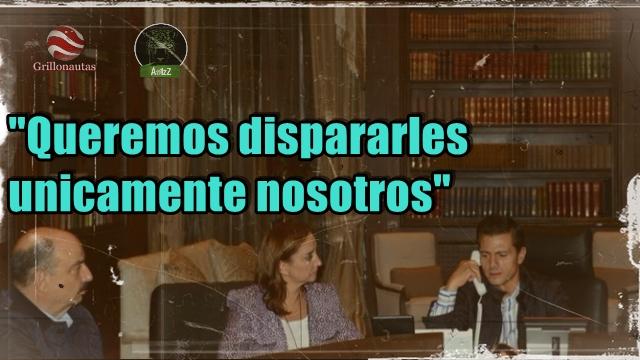 EPN indignado porque 'militares de otro país' le disparan a mexicanos.