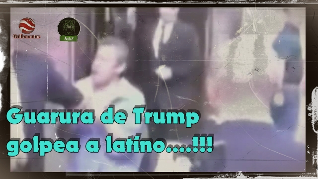 Donald Trump sigue pisoteando a los mexicanos en USA y el gobierno en México, calladito.