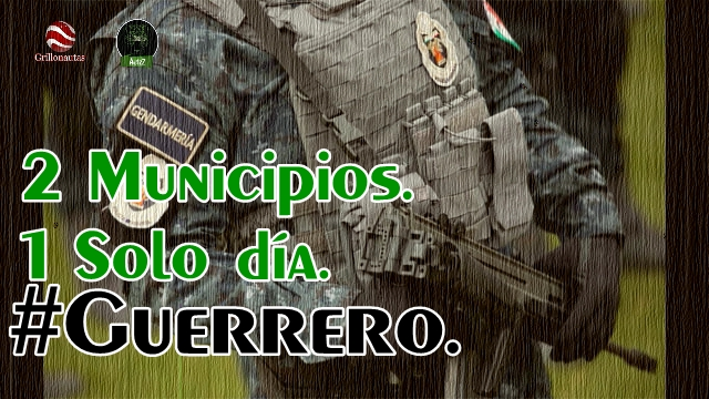 Guerrero, entre las ejecuciones y la violencia. Reporte de 1 solo día.