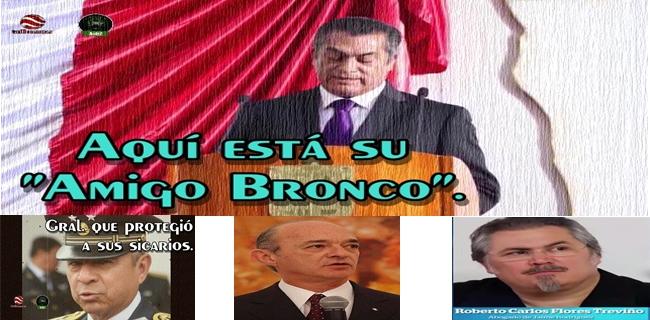 Tres 'joyas' del 'gabinetazo' del 'Bronco independiente'.