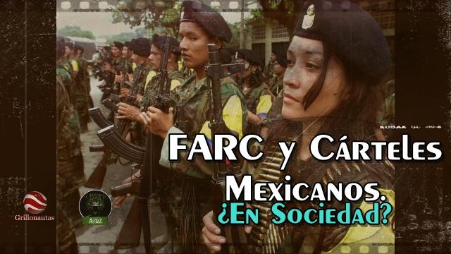 Los Zetas, el Cártel de Sinaloa y los Beltrán Leyva son socios de las FARC: DEA.