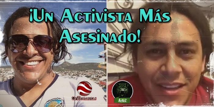 Asesinado después de publicar este video en Facebook. #RespondeDuarte.