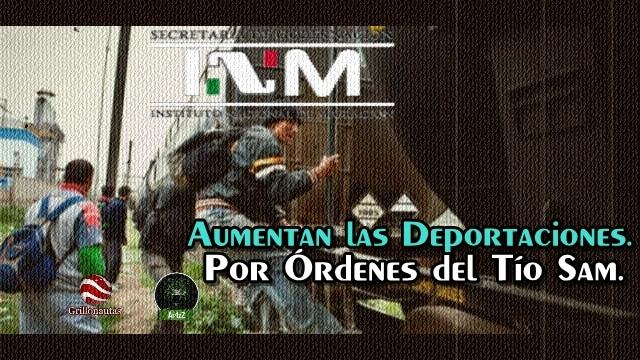 EPN le hace el trabajo sucio a EEUU: deporta migrantes por miles.