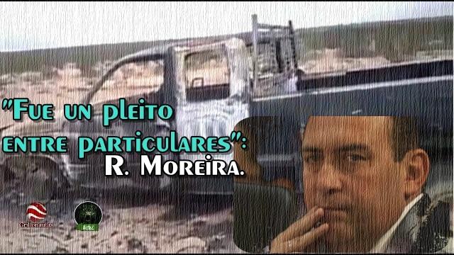 Rubén Moreira minimiza el ataque a ejidatarios en Cuatro Ciénegas.