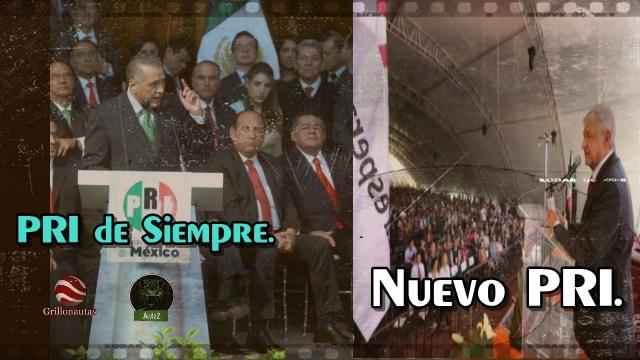 Morena, a imagen y semejanza del #NarcoPRI de siempre. (No apto para 'pejístas').