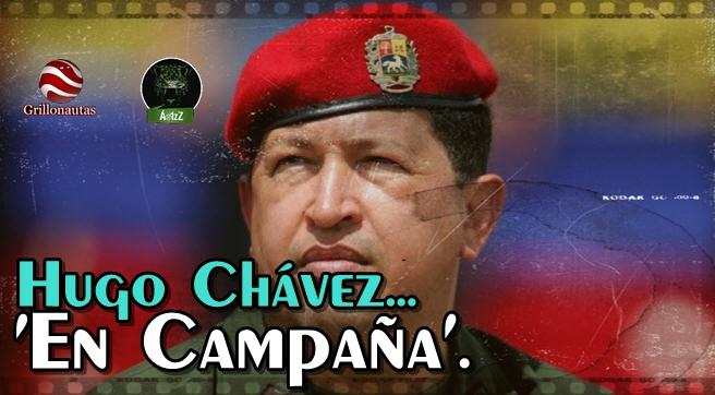 Chávez, muerto, el principal capital político de Maduro para la elección de mañana.