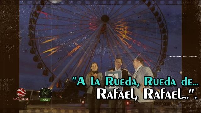 Rafael Moreno Valle se marea en su mega rueda de la fortuna.