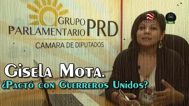 Vinculan a Gisela Mota con Guerreros Unidos. Dicen que por eso la asesinaron Los Rojos.